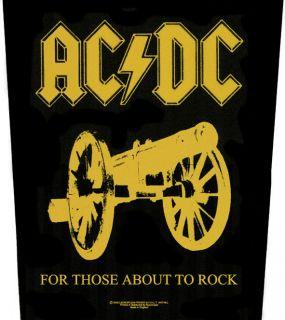 Music Memorabilia  Rock & Pop  Artists A  AC/DC  Patches