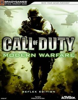 Modern Warfare Reflex by Activision Staff and Brady Games Staff 2009