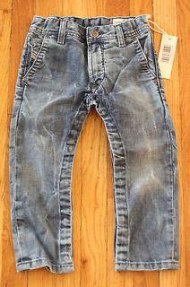 NWT~DIESEL~Reelack B YV4~2010~Baby boy jeans~24 months~$129 **SOLD