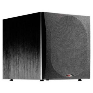 Polk Audio PSW505 12 Inch Powered Subwoofer (Single, Black) Brand New