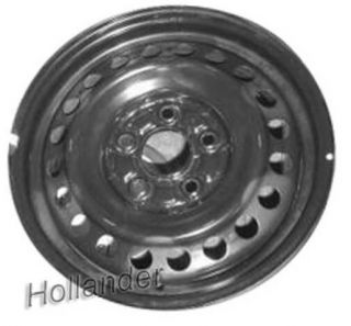 03 04 05 06 07 HONDA ACCORD WHEEL 15X6 1/2 STEEL
