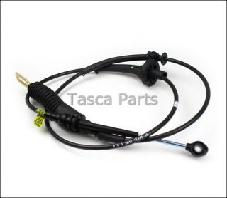 BRAND NEW FORD OEM TRANSMISSION SHIFT CONTROL CABLE #3W1Z 7E395 AB