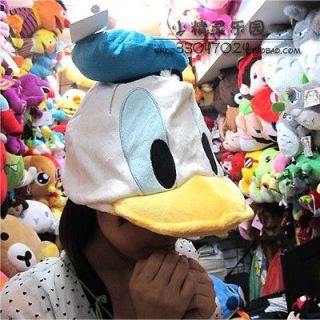 Cosplay Costumes Cute Blue Color Design HAT Donald Duck Disney Cartoon