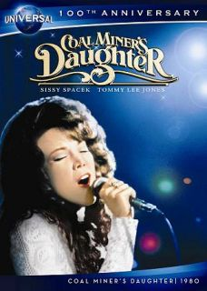 Coal Miners Daughter DVD, 2012, Canadian 100th Anniversary