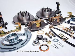 1973 GM Nova disc brake conversion Kit 73 Chevy X body