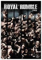Royal Rumble 2009 DVD, 2009