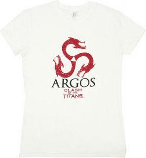 Argos   Clash Of The Titans Sheer Junior Womens T shirt