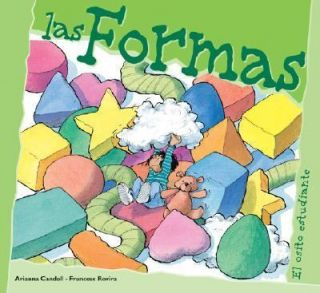 Las Formas by Arianna Candel 2004, Paperback