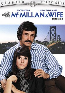 McMillan Wife   The Complete First Season DVD, 2005, 2 Disc Set