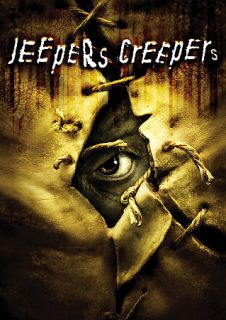 Jeepers Creepers, Good DVD, Gina Philips, Justin Long,