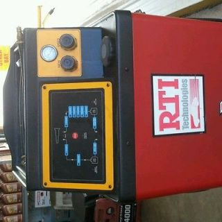 RTI ATX 2 AUTOMATIC TRANSMISSION FLUID EXCHANGE MACHINE 126