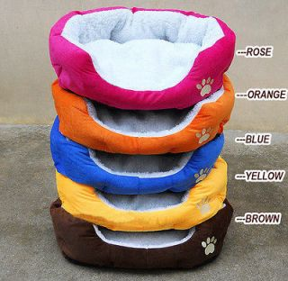 NEW ARRIVALS** Large Indoor Pets Dogs Cats Cute Collapsible Soft Bed
