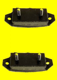 for_Beetle_Fastback_Karmann_Squareback__2 Rear Transmission Mounts