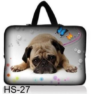 15 Puppy laptop Notebook Sleeve Case Bag Cover For Sony 15.5 Vaio E