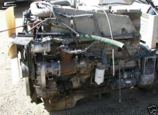 Cummins 855 Engine, Big Cam IV, CPL 1211, 365hp, GRTO