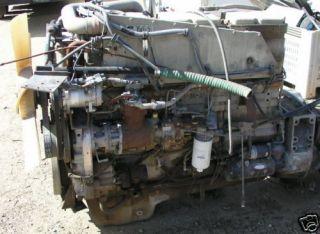 Cummins 855 Engine, Big Cam IV, CPL 1211, 365hp, GRTO