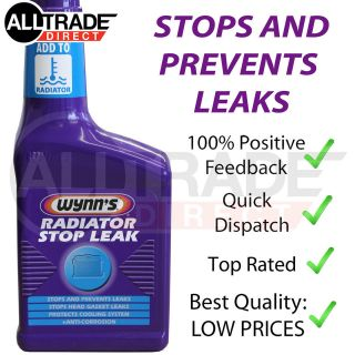 Bars Leaks Radiator Stop Leak Tablets Package of 6