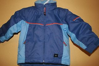 BABY GIRLS EUC SIZE 12 MOS.BLUE REI WINTER COAT, VERY NICE