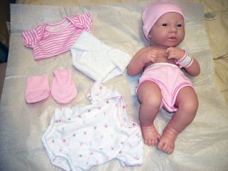 Newly listed Berenguer La Newborn 14 Baby Girl Doll Lifelike Real