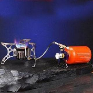 Camping stove Multi Fuel Outdoor Camping Stove Backpacking Hiking