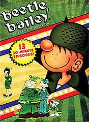 Beetle Bailey   Complete Collection Box Set DVD, 2007, 2 Disc Set