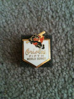 world series press pins in Vintage Sports Memorabilia