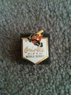 world series press pins in Vintage Sports Memorabilia