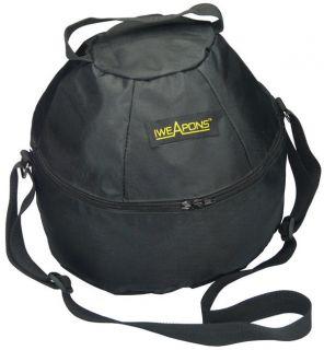 Bag for Bulletproof Helmet New IDF Army Tactical Black Strap Case