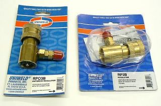 propane tank regulator