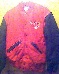 CHICAGO BULLS NBA Basketball Mens Adult Small Wool Varsity JACKET