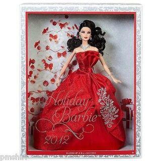 barbie dolls holiday 2012