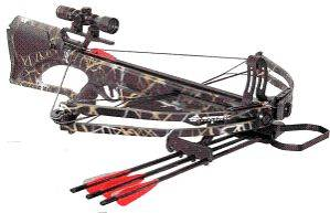 Barnett Crossbows Quad 400 Compound Crossbow Kit