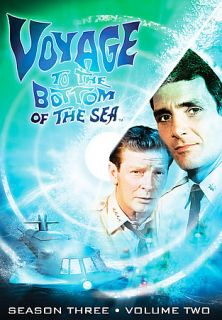 Voyage to the Bottom of the Sea   Season 3 Vol. 2 DVD, 2009, 3 Disc