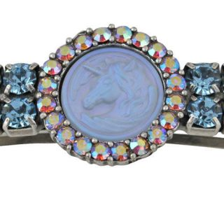 NEW KIRKS FOLLY PETITE CLOUDWALKER UNICORN BARRETTE