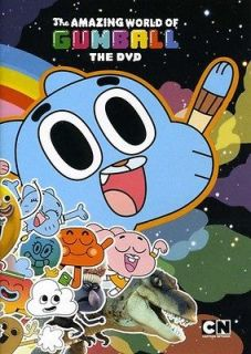the amazing world of gumball in DVDs & Movies