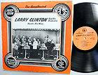 LARRY CLINTON and his ORCHESTRA 1937 38 LP Vocals  BEA WAIN