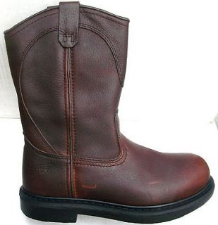 NEW MENS RED WING WORK BOOS WELLINGON SIZE 12 E2 EXRA WIDE 5763