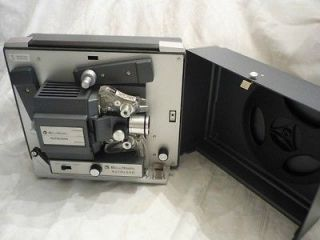 Bell & Howell Autoload 8mm motion picture projector  Mint