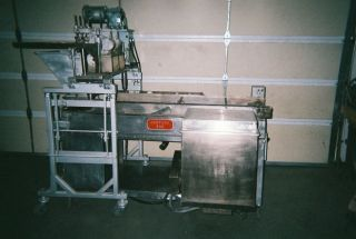 Belshaw Century 200 Donut Frying System With Acme Raised Donuts