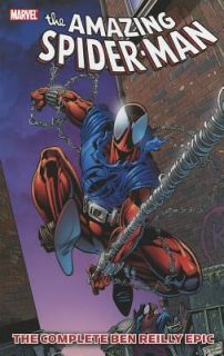 Spider Man The Complete Ben Reilly Epic Book 1 2011, Paperback