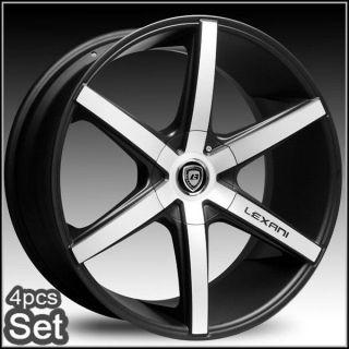20inch Lexani R Six for Mercedes Benz Wheels C,CL,S,E class Rims