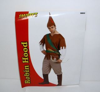 Robin Hood Costume Adult Std #98809 CLEARANCE SALE