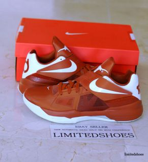 KD IV 4 Texas LONGHORNS galaxy v all star bhm weatherman gold medal pe