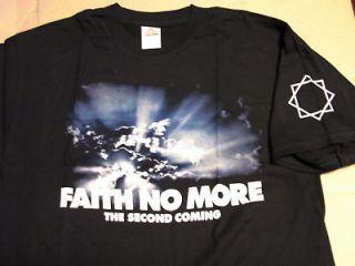 FAITH NO MORE Second Coming Tour T Shirt XL mike patton