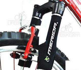 Bicycle bike Front Fork Protector Wrap Cover Set