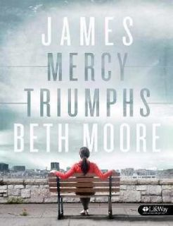 James Mercy Triumphs Study Guide Members Book by Beth Moore