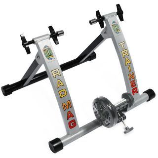 NEW RAD Cycle Bike Trainer Indoor Bicycle Exercise Portable Magnetic