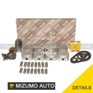 GMC / Chevrolet 5.7L New Overhaul Engine Rebuild Kit (Fits Chevrolet)