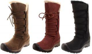 KEEN Womens BRIGHTON HIGH BOOT Winter Waterproof Insulated Boots