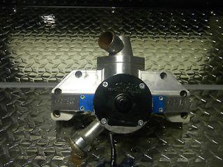CSR Billet Aluminum Electric Water Pumps 902C Mopar BB 440
